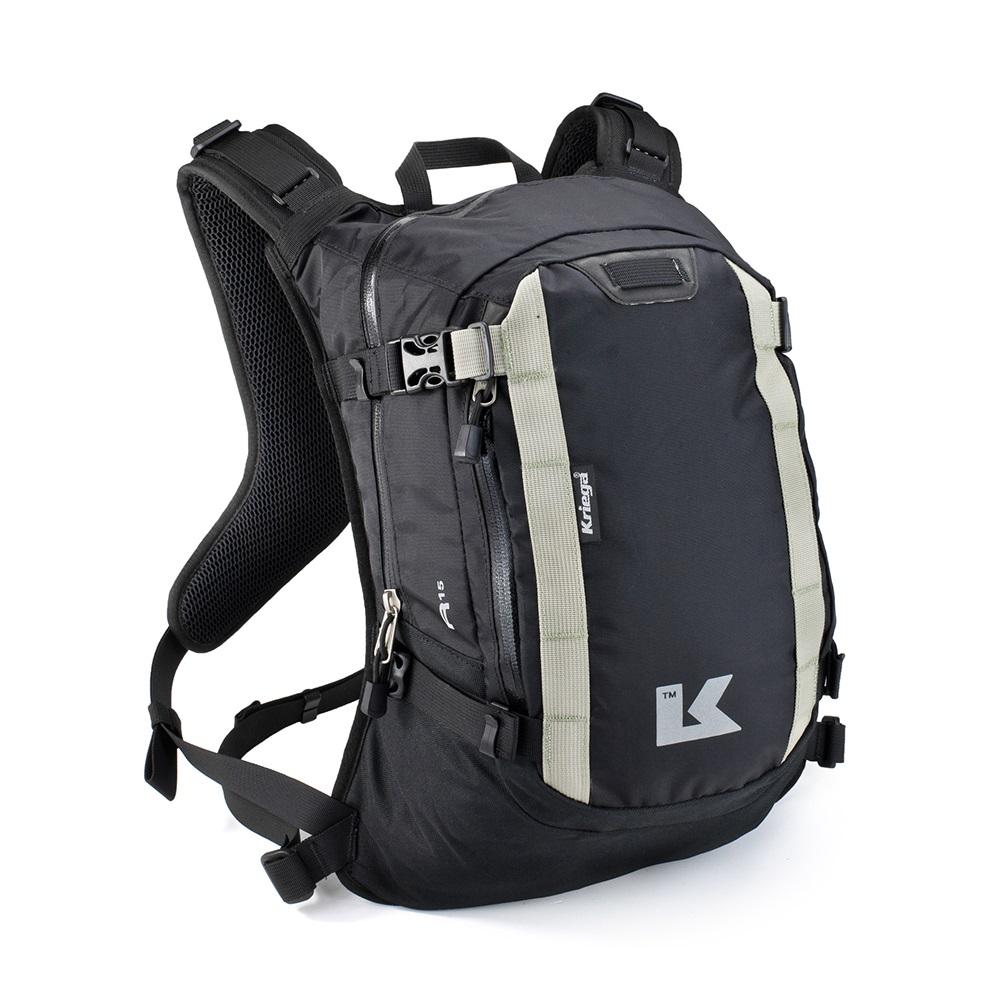 A Kriega R15 motoros hátizsák kompakt és elkísér bárhová! 911711da37