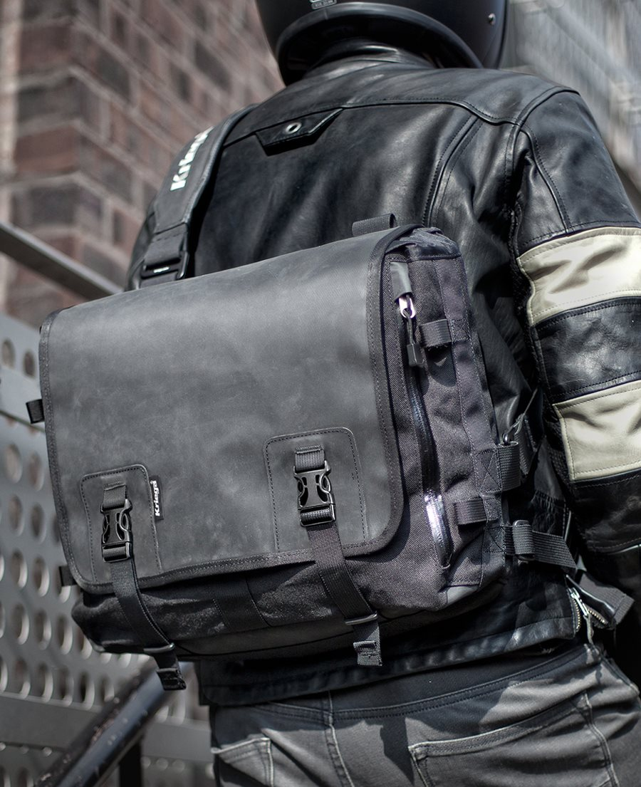 Kriega Urban Messenger vízhatlan motoros táska az ingázok társa cd3ae63dd8
